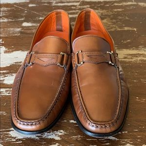 Santoni men's loafers